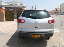 للبيع شيفروليه ترافرس بحالة جيدة خليجي وكالة عمان تسجيل الأول سنة 2010
