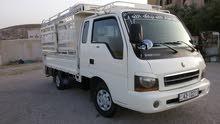 Manual White Kia 2003 for sale