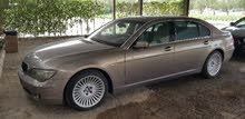 BMW 740 2008