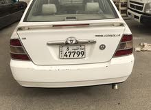 Available for sale!  km mileage Toyota Corolla 2003