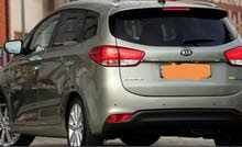 Kia Carens - Automatic for rent