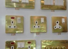 فني كهربائي تمديدات وتركيب وصيانه 65097431