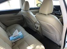 White Lexus ES 300 2014 for sale