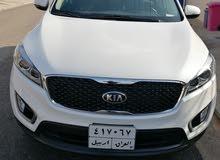 Automatic Kia 2016 for sale - Used - Erbil city