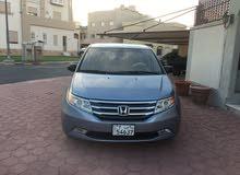 Honda Odyssey car for sale 2012 in Kuwait City city