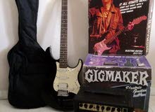 yamaha electric guitar for sale with very good condition