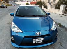 Toyota Prius C car for sale 2014 in Amman city
