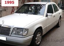 متوفر لدينا للبيع نقدا / مرسيدس 250 ، موديل الـ 1995