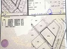 أرض سكنية العوابي ، طولية مساحة كبيرة مطلة على شارع خدمات داخلي ارض ممتازة