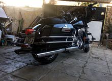 Used Harley Davidson motorbike available in Amman