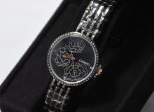 ساعة ماركة chanel