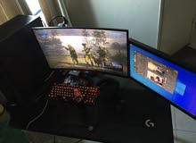 gaming pc full setup