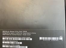 iPhone 12 Pro 256Gb Gold new
