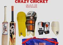 CRAZY CRICKET SALE - Pro Sports Kuwait