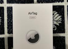 Apple AirTags 4pc Pack