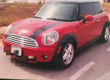 mini copper 2010 red colour with low milage