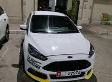 Ford focus ST USA  2015
