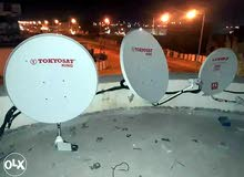 satellite dish installation and services