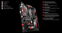 MSI MAG Z390 TOMAHAWK Motherboard - مذربورد