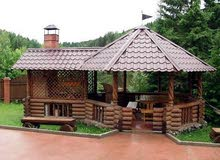 متابعة الإشراف بناء المنزل مع المقاول والمتابعه الدوريهزلوفتير كافة المستلزمات