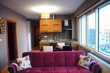 شقة مفروشة للإيجار اليومي والشهري ضمن مجمع فندقي للسكن في وسط اسطنبول