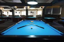Billiard Table 7,8,9FT Green and red