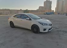 Toyota Corolla gli 2.0 model 2015