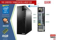 Lenovo ThinkCentre m93p i5vPRO كمبيوتر مكتبي مواصفات قويه