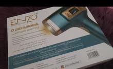 جهاز الليزر الثلجي (ENZO)