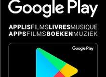 gift card play stor google play