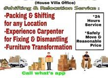 Qatar house moving shifting
