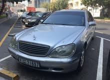 Mercedes Benz 2002 S500 (W220) V8