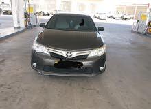 Gasoline Fuel/Power   Toyota Camry 2012