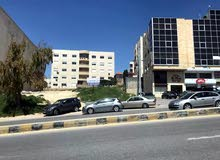 أرض تجاري في دابوق للبيع أو المشاركة او الإستثمار في موقع مميز أمتداد شارع وصفي التل