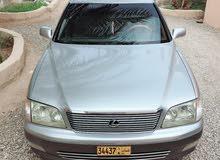لكزس 400 موديل 98 للبيع أو البدل مع لكزس ال اس 430 موديل 2005/2006