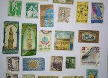 طوابع مصريه للبيع