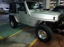 MODIFIED JEEP WRANGLER SPORT TJ - MANUAL 6 SPEED