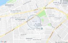 عندي مبنى مكون من 5 طوابق للايجار في كشلاف  وفيه ريفودجو ومحلات وأربع شقق  للايج