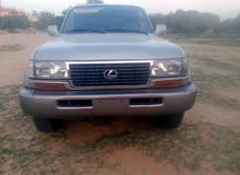 لكزسLX 450  ليمتيد 1996 4WD V6 محرك 24 ليلى علوي