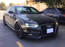 Audi A4, S-Line, 2.0L Turbo, Full Option, GCC Specs.