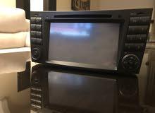 مسجل مرسيدس شاشة E200