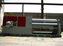 لفافة صاج معدني ميكانيكية وهيدروليكية