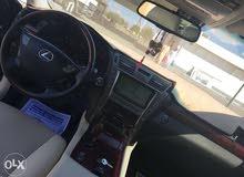 لكزس LS460 موديل 2007 رخيص