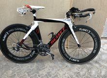 Scott triathlon bike