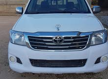 Manual Toyota 2012 for sale - Used - Benghazi city