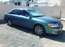 Green Toyota Avalon 2004 for sale