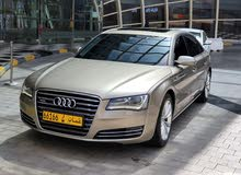 2014 Used A8 with Automatic transmission is available for sale