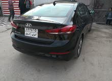 Automatic Hyundai 2017 for sale - Used - Baghdad city