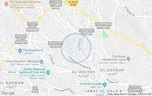 بيت للبيع طابقين جبل الحسين