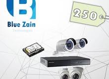 نظام كاميرات المراقبة hikvision